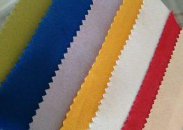 Flocagem em Tecido Lisos